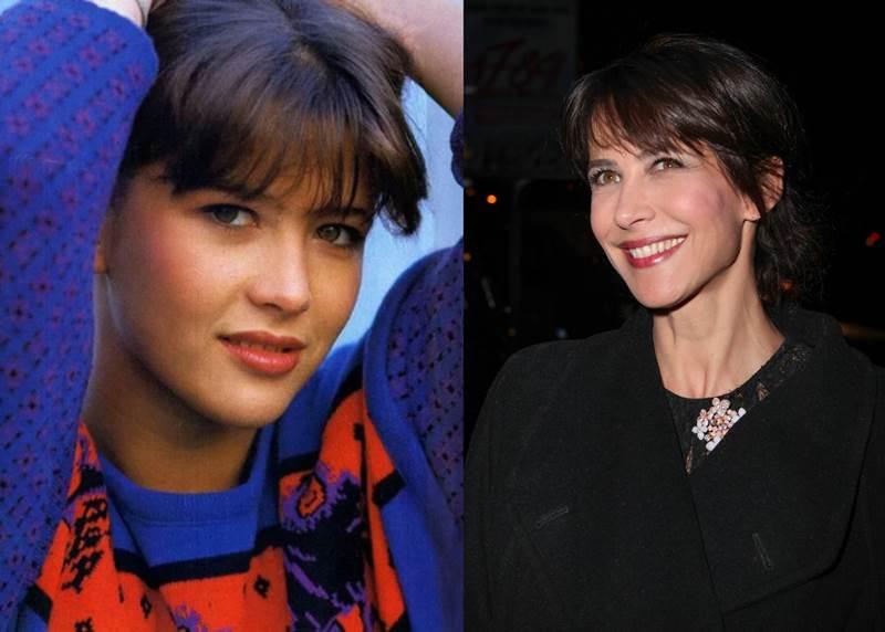 Софи Марсо в молодости фото, Софи Марсо сейчас, Бум, биография, личная жизнь, фильмы