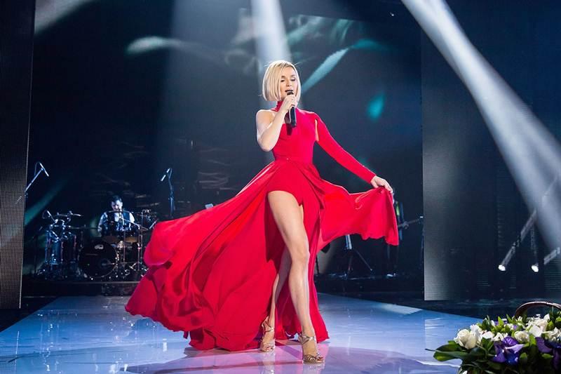 Полина Гагарина концерт фото