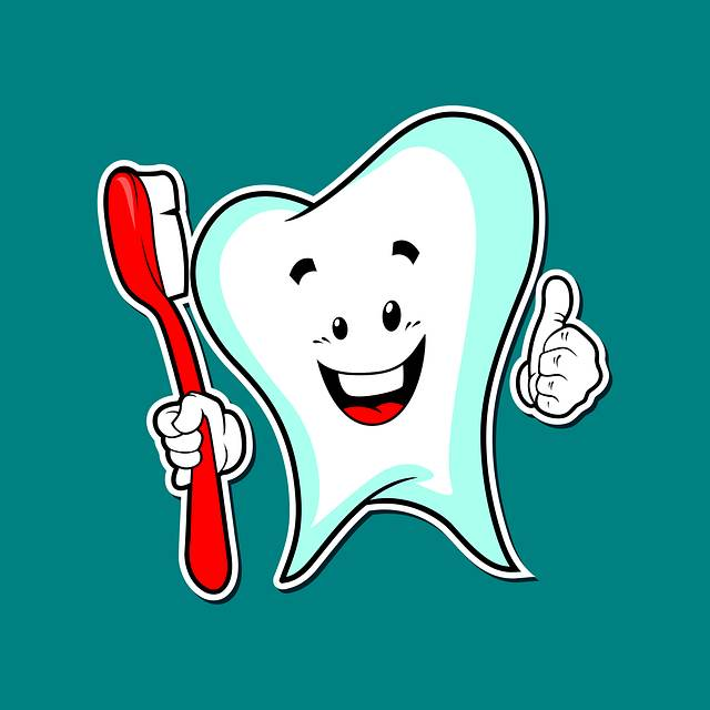 Зубная щётка картинка