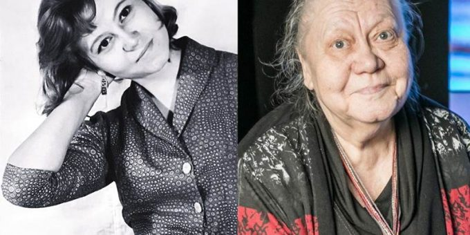 Галина Стаханова в молодости фото