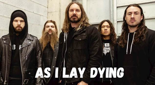 As I Lay Dying фото