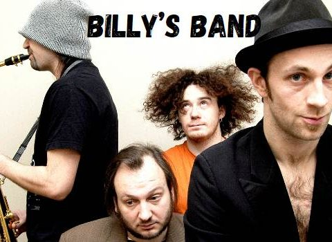 Billy's Band концерт фото