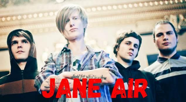 Jane Air концерт фото