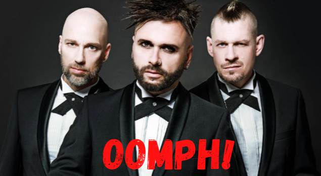 Oomph! концерт фото