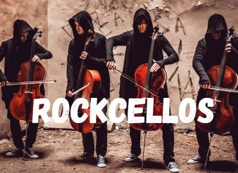 ROCKCELLOS концерт фото
