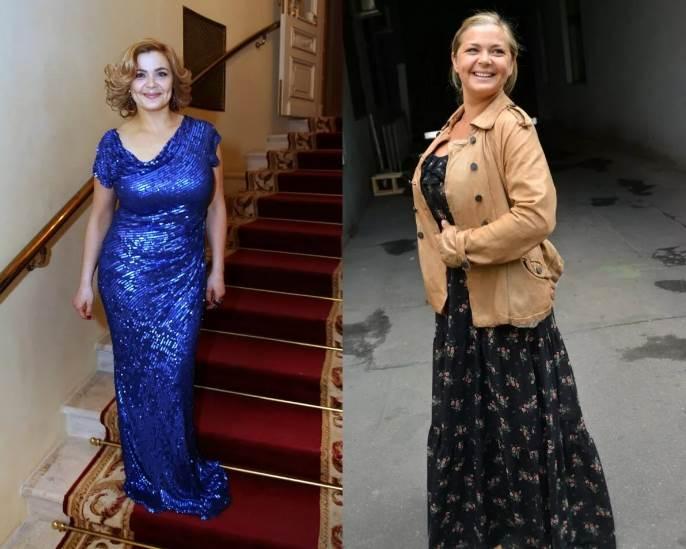 Ирина Пегова 2015 Похудела. Ирина Пегова снова поправилась, а потом стремительно похудела
