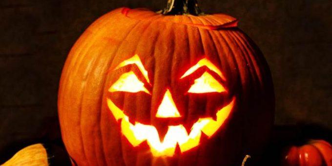 Какого числа Хэллоуин в  году
