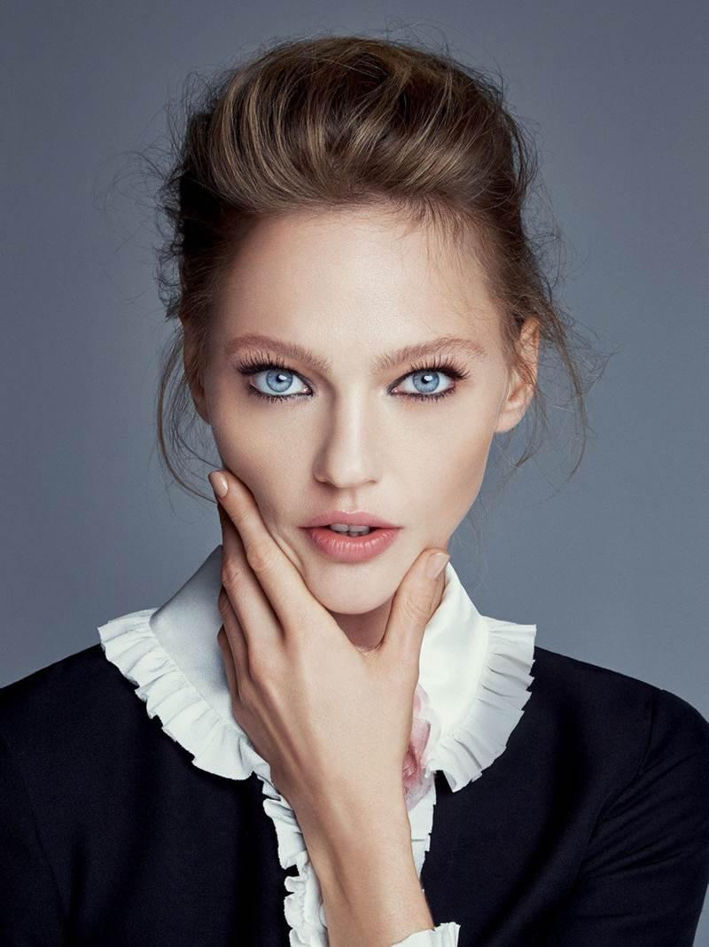трогательная самые известные российские модели фото платье