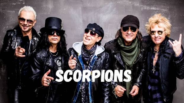 Scorpions концерт фото