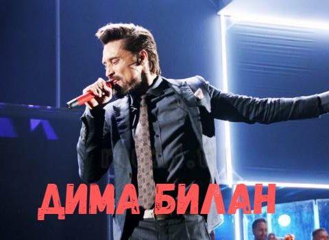 Дима Билан концерт фото