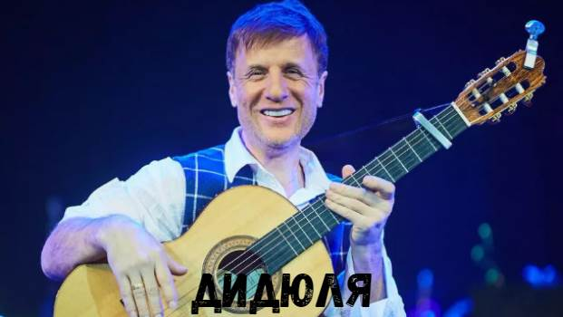 Дидюля концерт фото