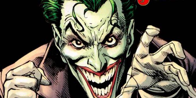 Джокер комиксы