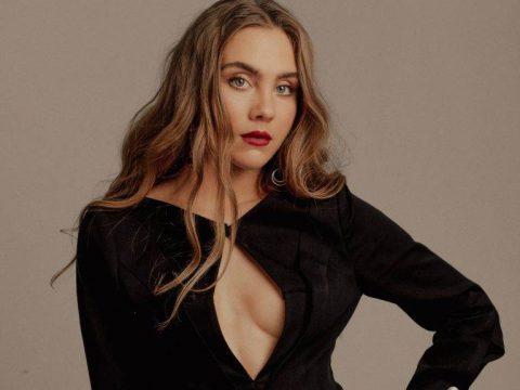 Актриса Дарья Пицик фото