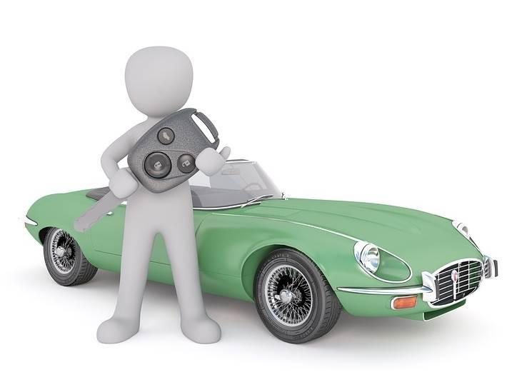 Покупка автомобиля картинка