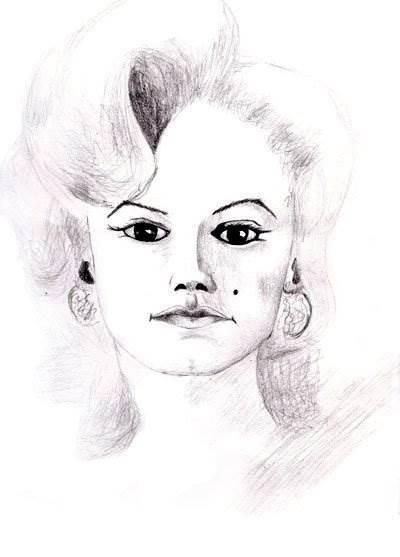 Как рисовать лицо, урок