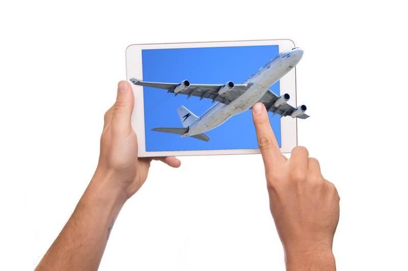 iPad фото