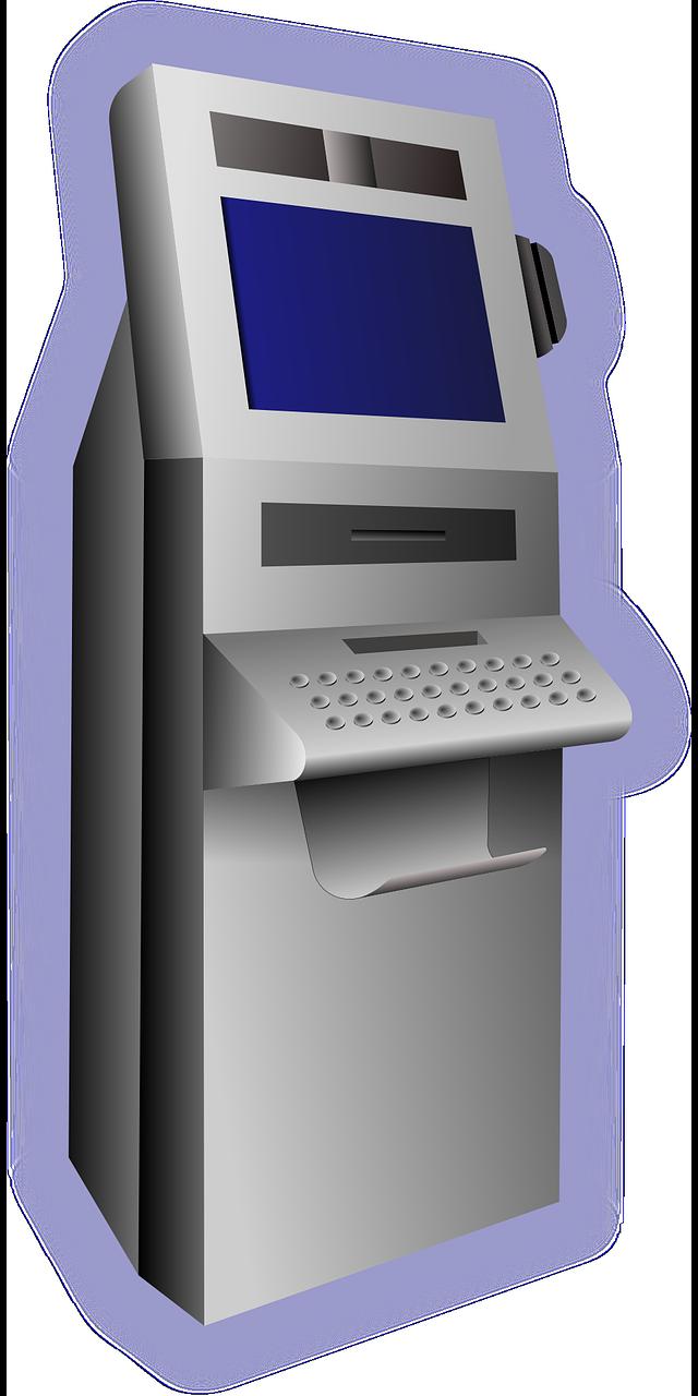 Платёжный терминал картинка