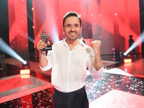 Аскер Бербеков победитель шоу Голос
