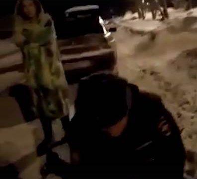 В Камышлове полицейский застрелил мужчину