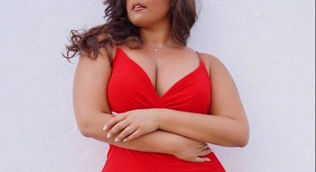 Роскошная толстушка Дана Паттерсон фото