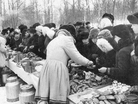 Как праздновали Масленицу в СССР