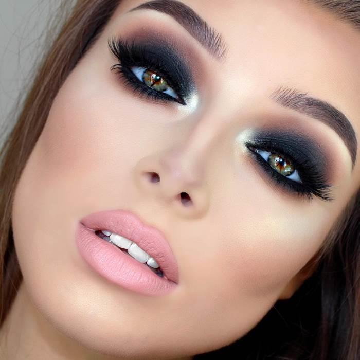 гением, фото дымчатого макияжа бесплатно красивые картинки