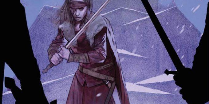 Комикс Дочь меча. Выпуск 9