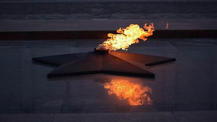 Вечный огонь фото