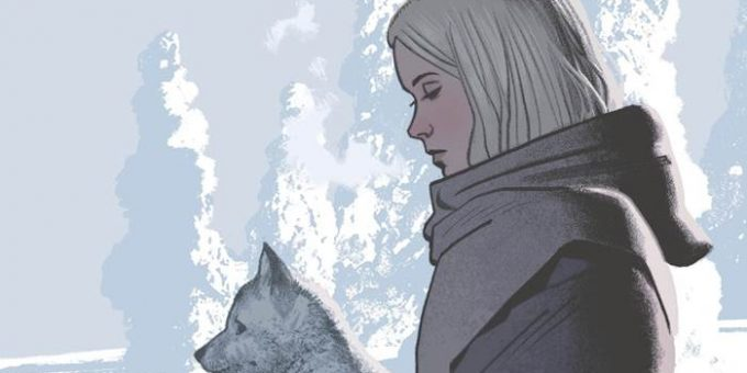 Комикс Дочь меча. Выпуск 4