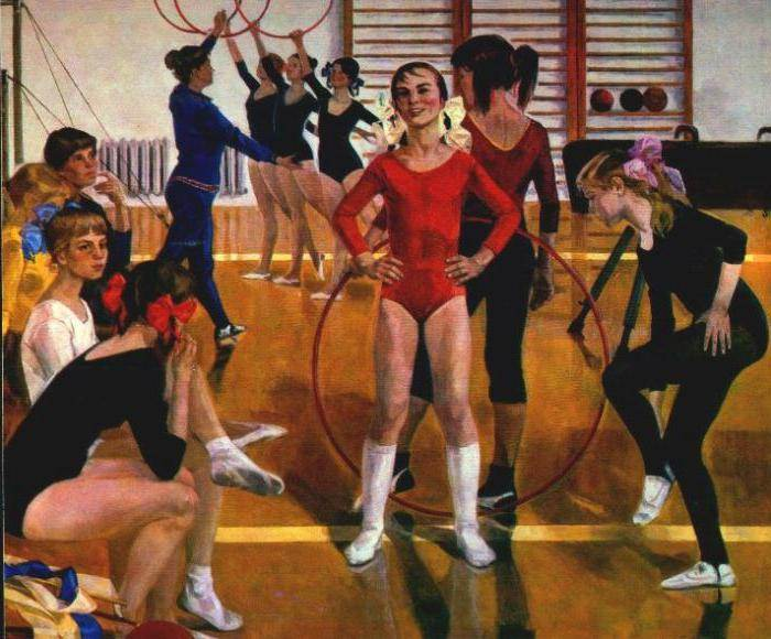 Сайкина Детская спортивная школа