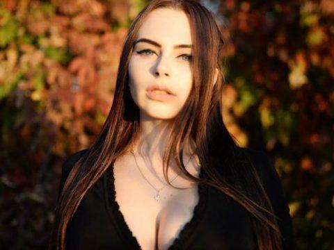 Стримерша Михалина горячее фото
