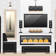 Как обновить интерьер помещения