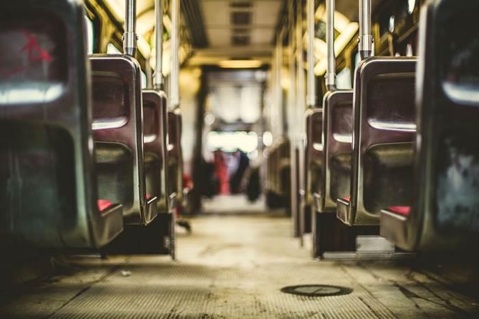 Пустой автобус
