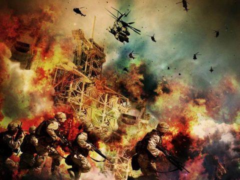 Война во сне толкование сонник