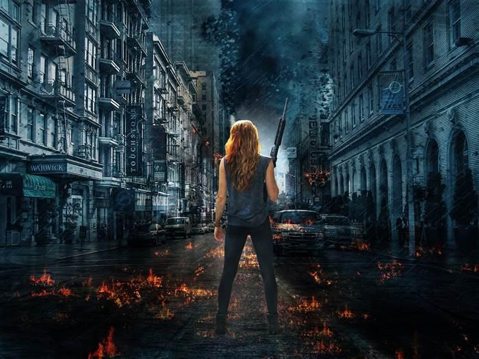 Девушка на войне