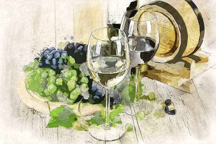 Вино картинка