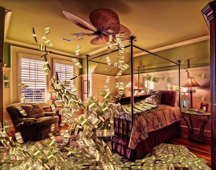 Деньги по соннику