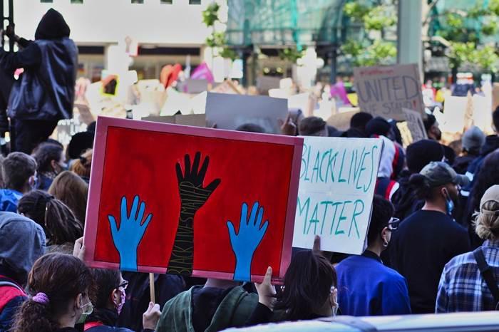 Протесты в США 2020