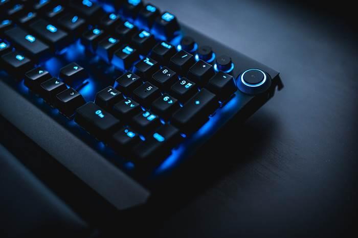 Клавиатура с подсветкой