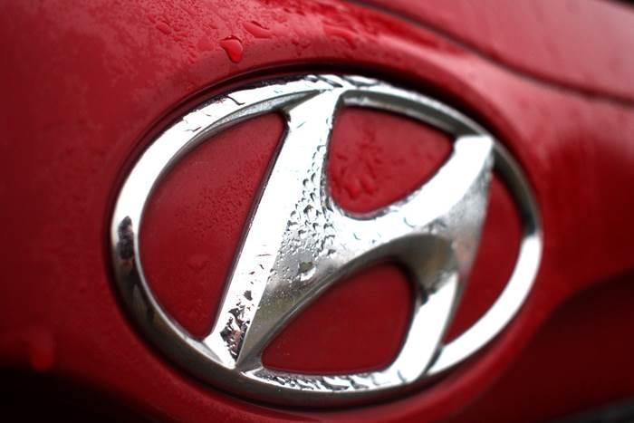 Знак Hyundai