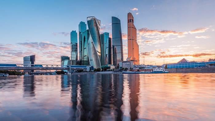 Москва-Сити фото
