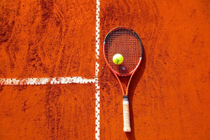 Теннис красивая картинка