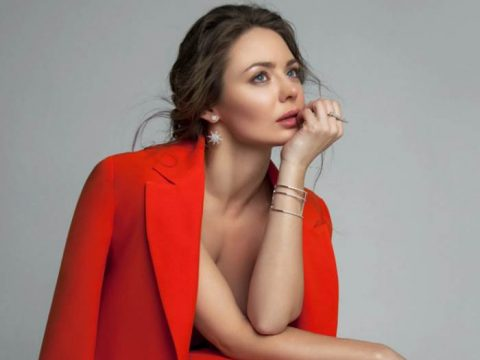 Карина Разумовская горячее фото