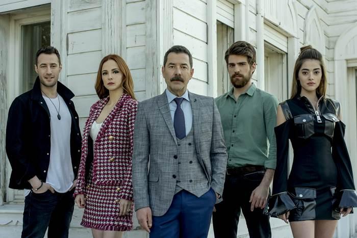 Великолепный век Жестокий Стамбул на телеканале Суббота