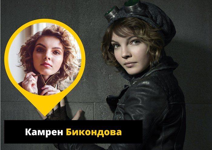 Камрен Бикондова